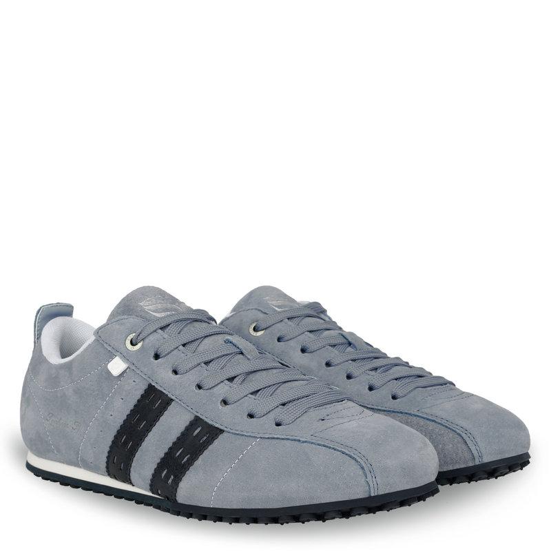 Q1905 Heren Sneaker Typhoon SP - Lichtblauw/Donkerblauw