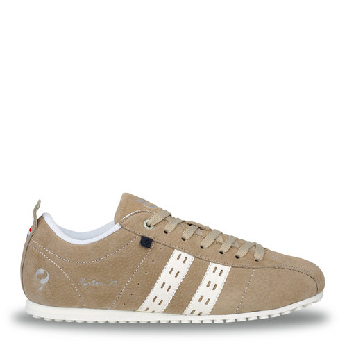 Men's Sneaker Typhoon SP - Taupe/White
