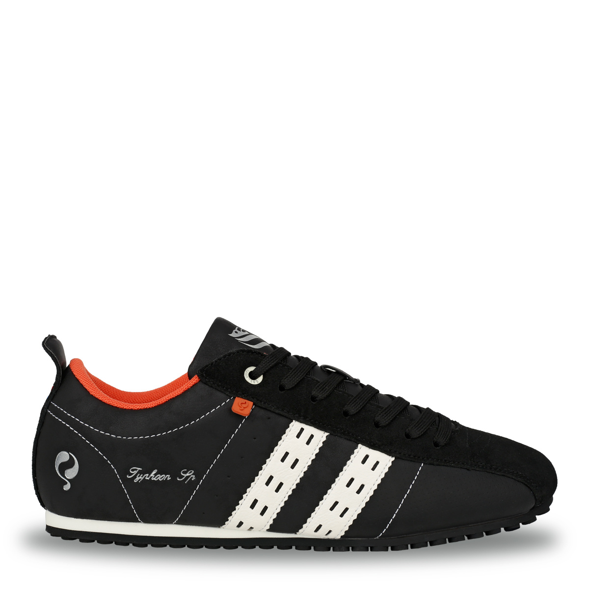 Heren Sneaker Typhoon SP - Zwart/Wit