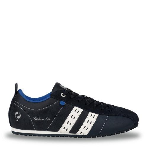 Men's Sneaker Typhoon SP - Dark Blue/White