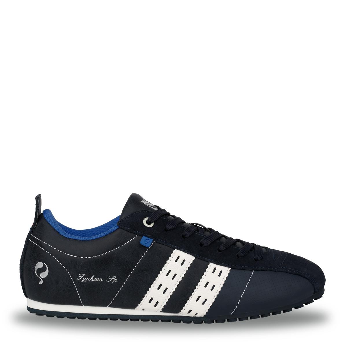 Heren Sneaker Typhoon SP - Donkerblauw/Wit