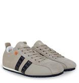 Q1905 Heren Sneaker Typhoon SP - Lichtgrijs/Donkerblauw