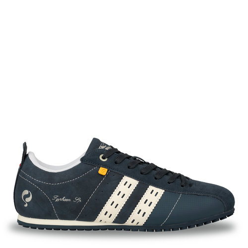 Heren Sneaker Typhoon SP - Denim Blauw/Wit