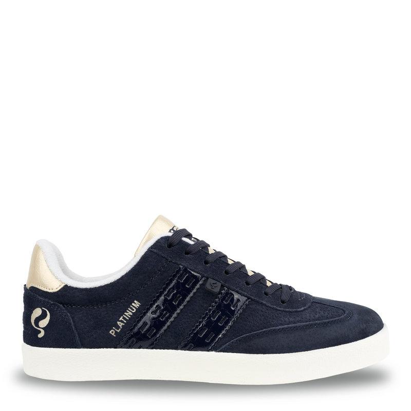 Q1905 Dames Sneaker Platinum - Donkerblauw