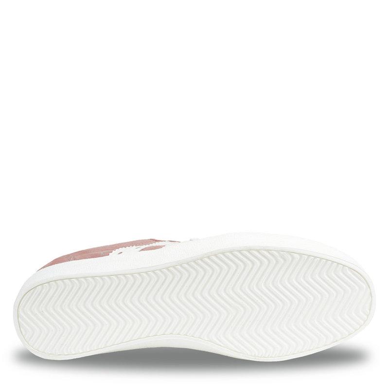 Q1905 Dames Sneaker Platinum - Oud Roze/Wit