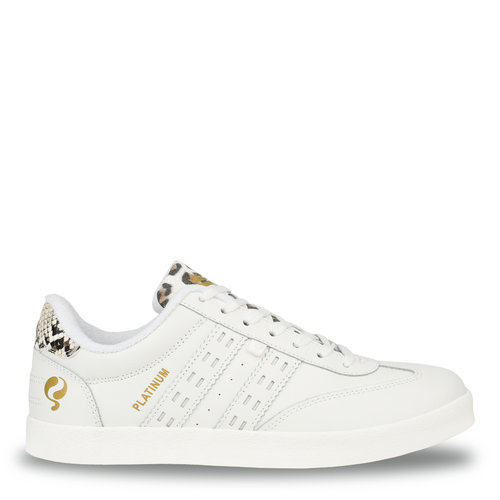 Women's Sneaker Platinum - White