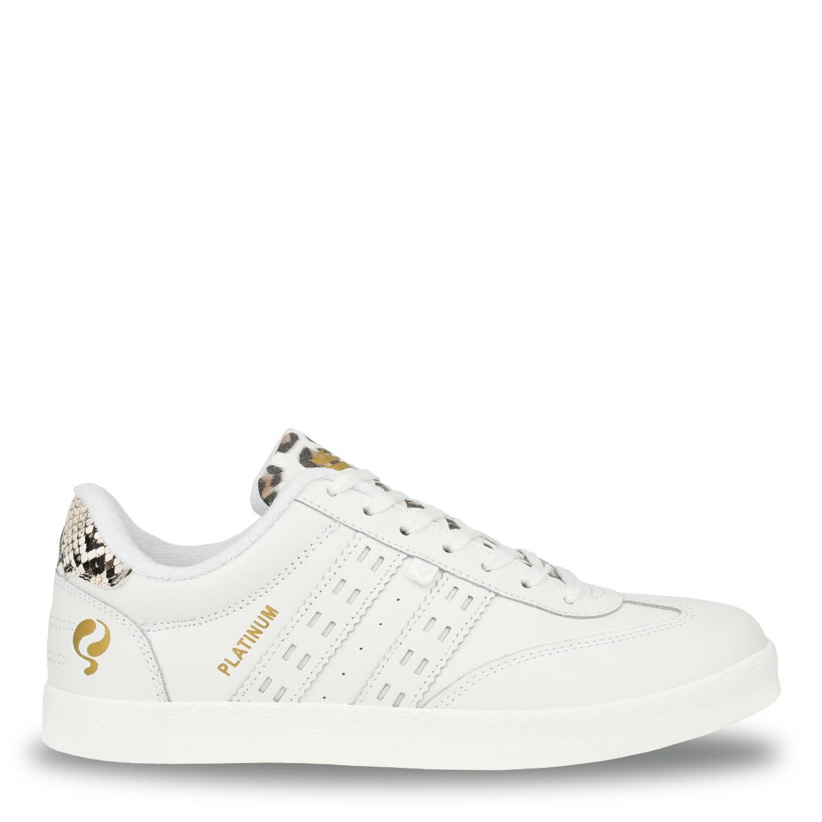 Dames Sneaker Platinum - Wit