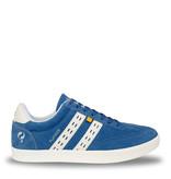Q1905 Heren Sneaker Platinum - Koningsblauw/Wit