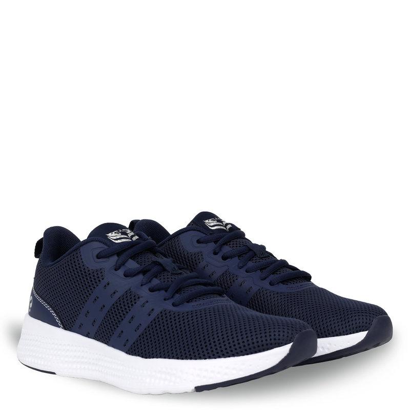 Q1905 Women's Sneaker Oostduin - Dark Blue/White