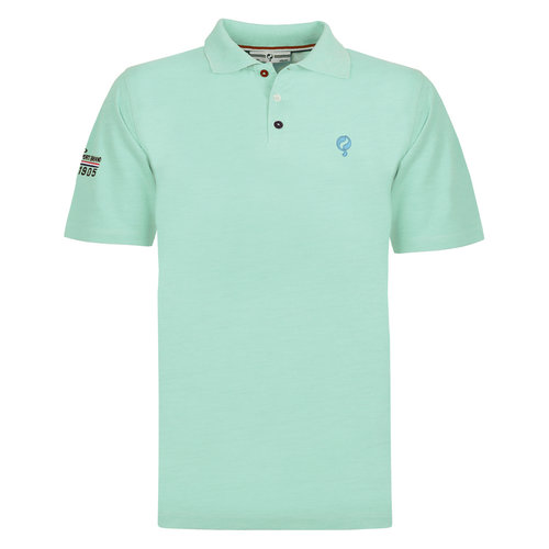 Men's Polo Willemstad - Mint Blue