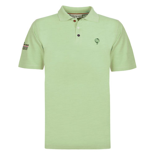 Men's Polo Willemstad - Soft Green