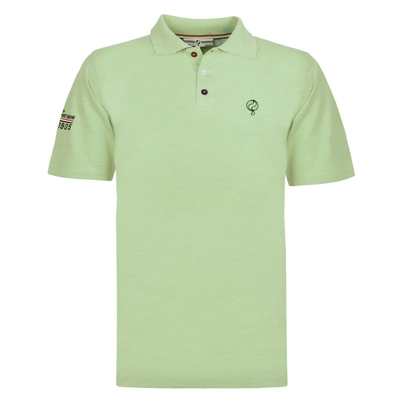 Q1905 Men's Polo Willemstad - Soft Green