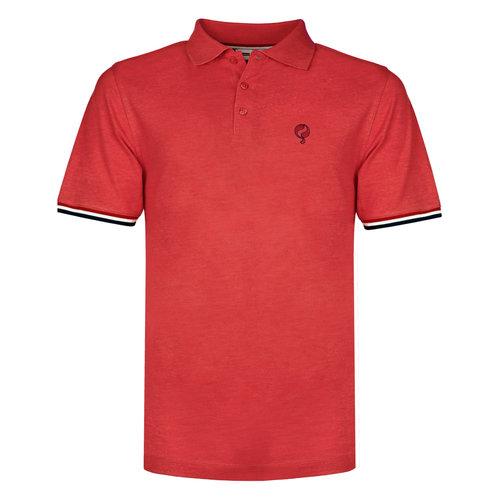 Heren Polo Bloemendaal - Rood