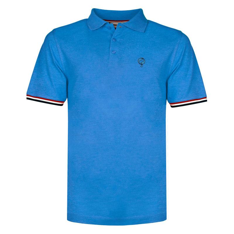 Q1905 Men's Polo Bloemendaal - Kobalt Blue