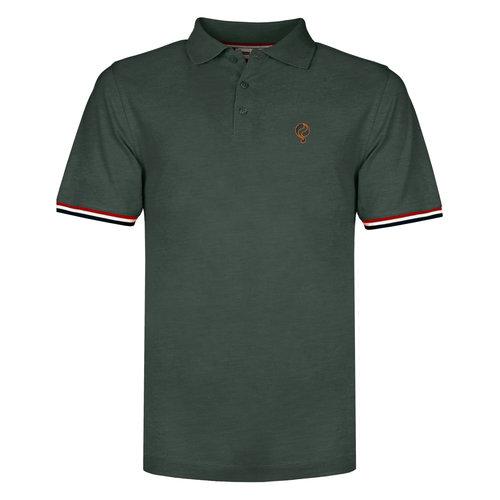 Men's Polo Bloemendaal - Dark Green