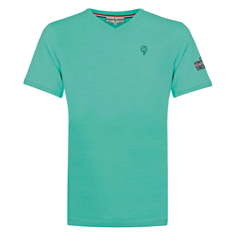 Q1905 Men's T-shirt Zandvoort - Mint Green