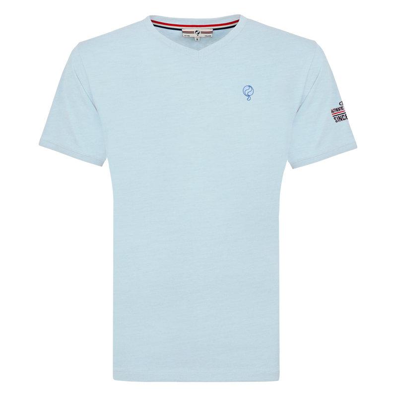 Q1905 Men's T-shirt Zandvoort - Light Blue