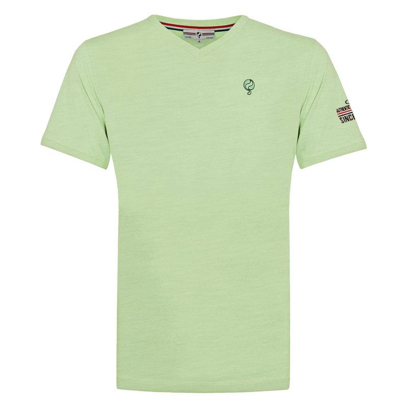 Q1905 Men's T-shirt Zandvoort - Soft Green