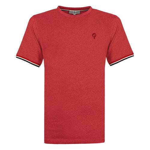 Men's T-shirt Katwijk - Red