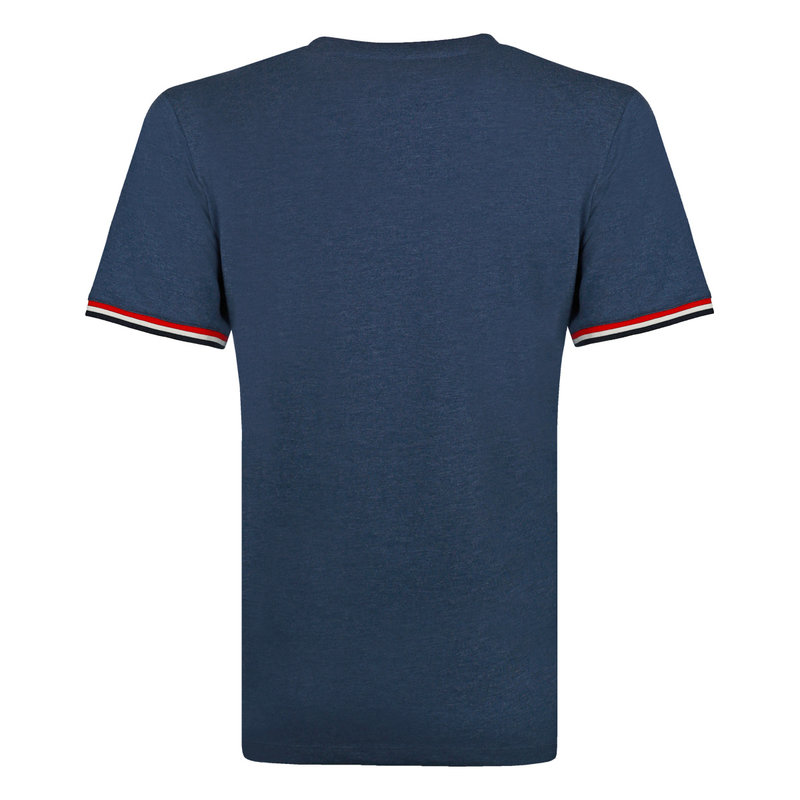 Q1905 Men's T-shirt Katwijk - Powder Blue