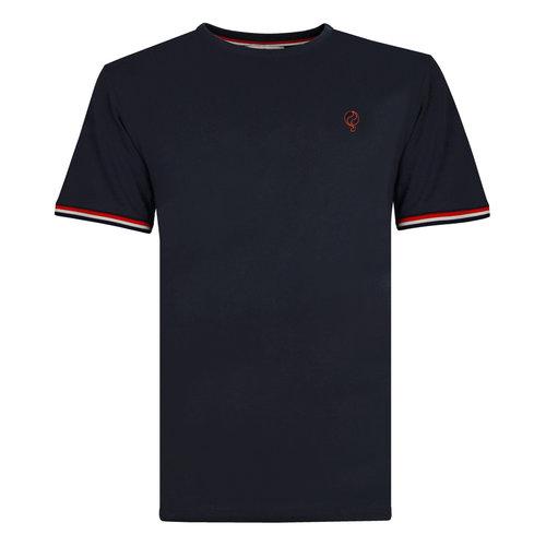 Men's T-shirt Katwijk - Dark Blue