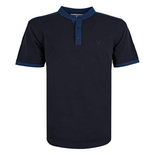 Men's Polo Santpoort - Dark Blue/Marine Blue
