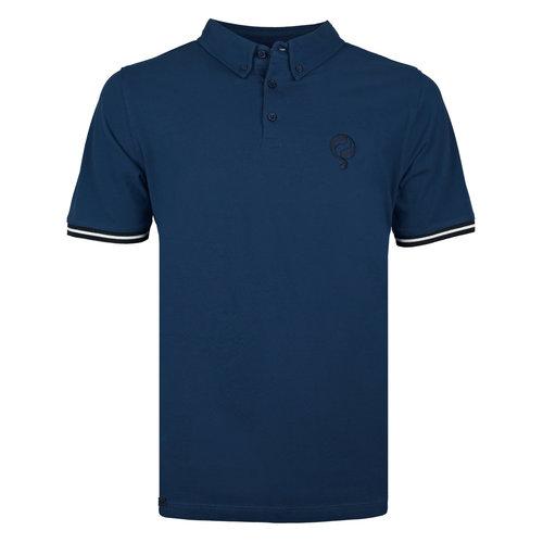 Heren Polo Oosterwijk - Marine Blauw