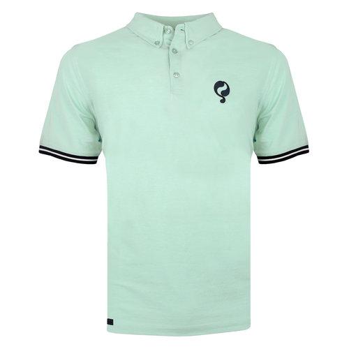 Men's Polo Oosterwijk - Mint Blue