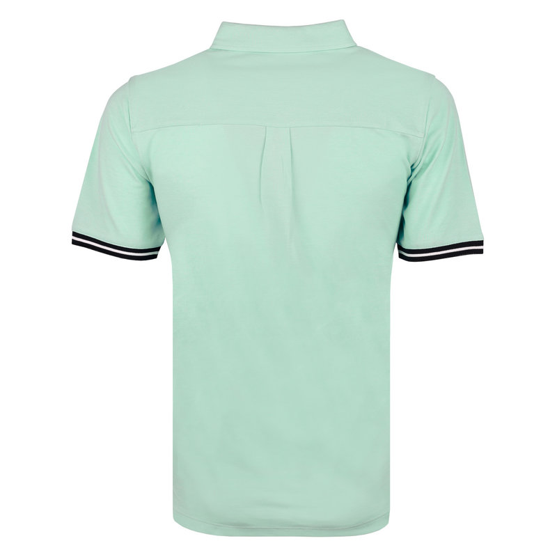 Q1905 Men's Polo Oosterwijk - Mint Blue