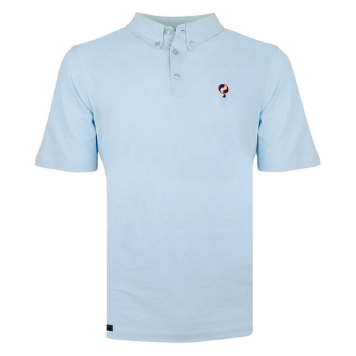 Men's Polo Oosterwijk - Light Blue
