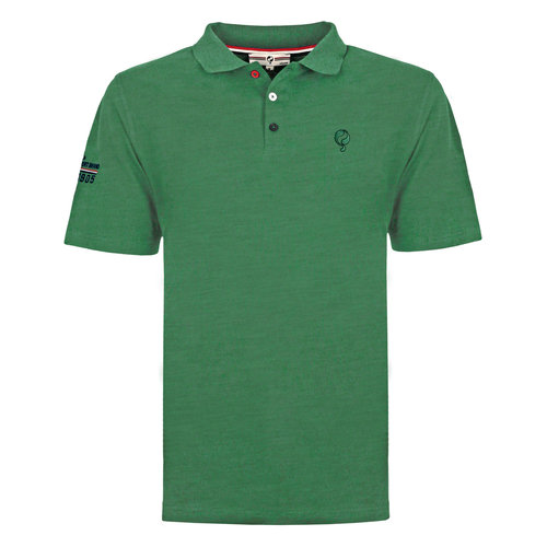 Men's Polo Willemstad - Hard Green