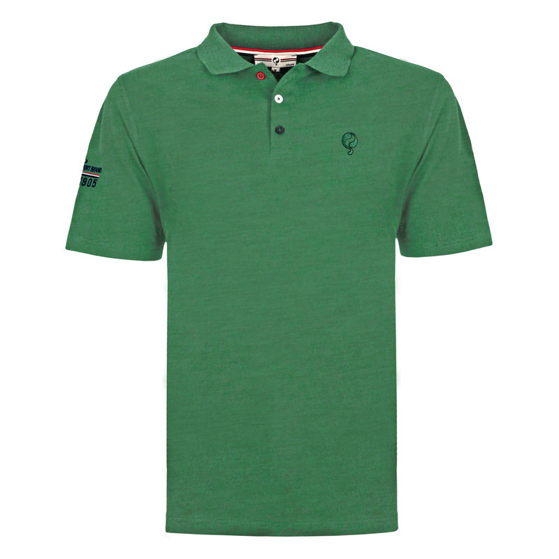 Q1905 Men's Polo Willemstad - Hard Green