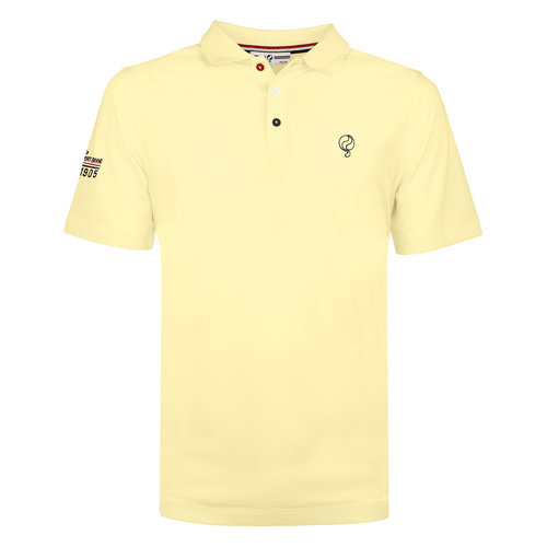 Men's Polo Willemstad - Pastel Yellow