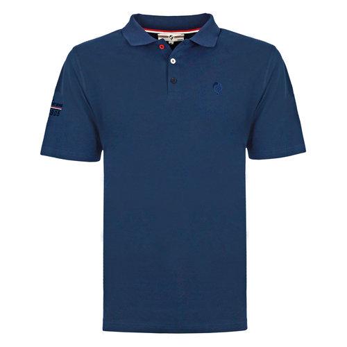 Men's Polo Willemstad - Marine Blue