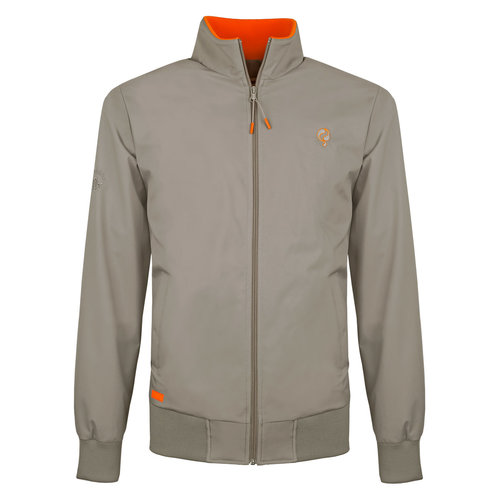 Men's Jacket Huizen - Light Grey