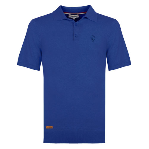 Men's Polo Zoutelande - Kings Blue