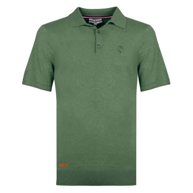 Q1905 Men's Polo Zoutelande - Oase Green