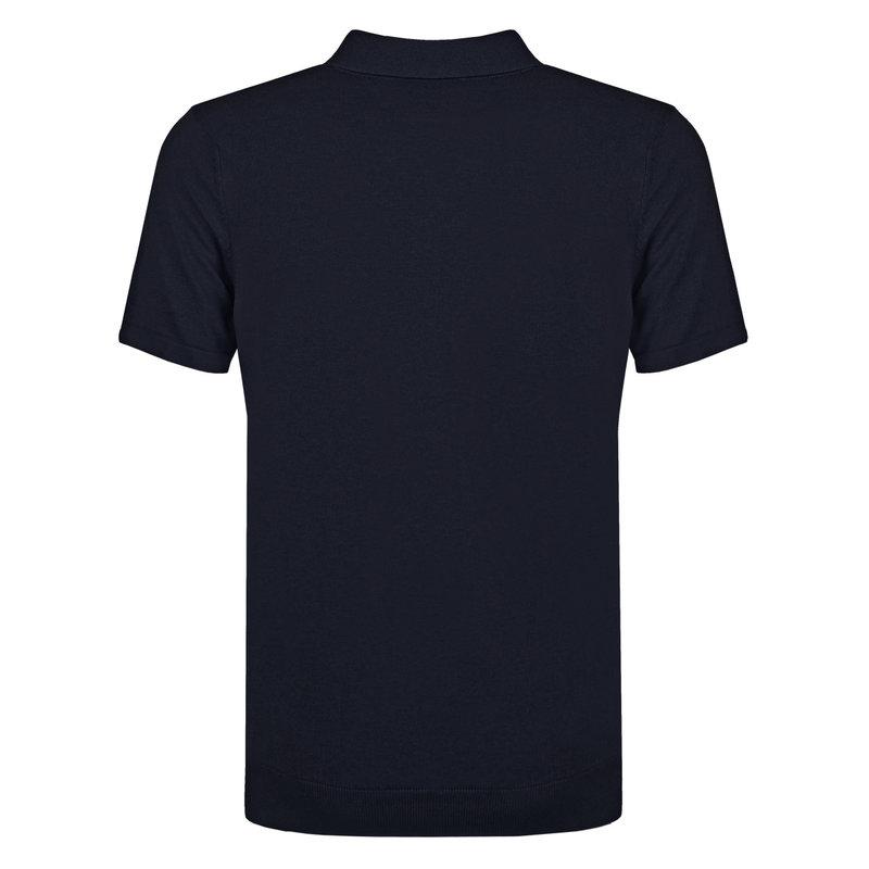 Q1905 Men's Polo Zoutelande - Dark Blue
