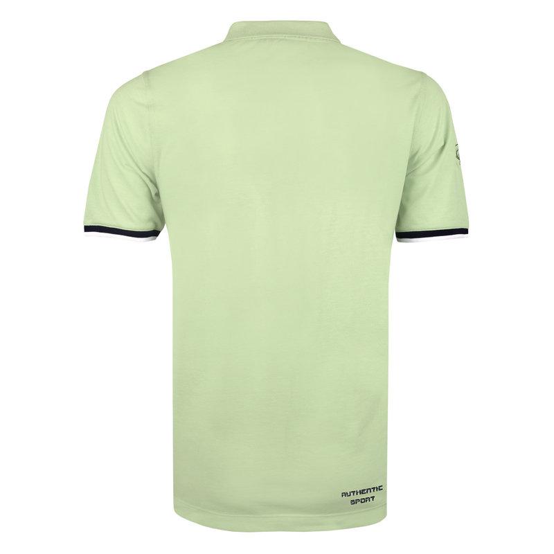 Q1905 Men's Polo Zomerland - Soft Green