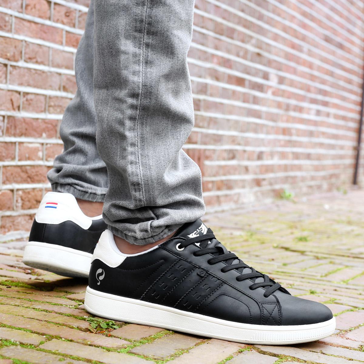 Heren Sneaker University - Zwart