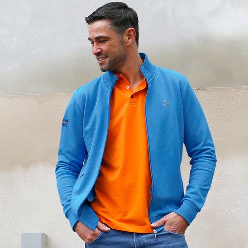 Heren Vest Amerongen - Kobalt Blauw