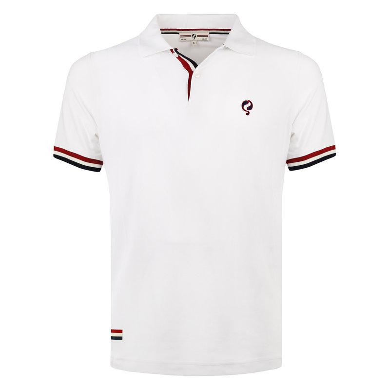 Q1905 Men's Polo Matchplay - White