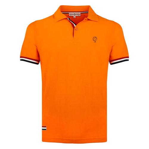 Heren Polo Matchplay - NL Oranje