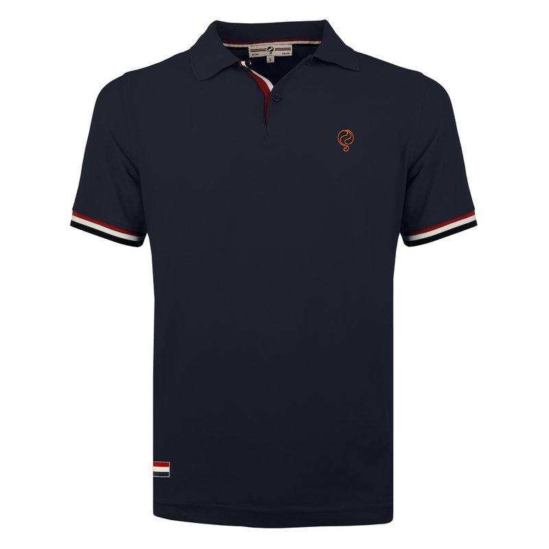 Q1905 Heren Polo Matchplay - Donkerblauw