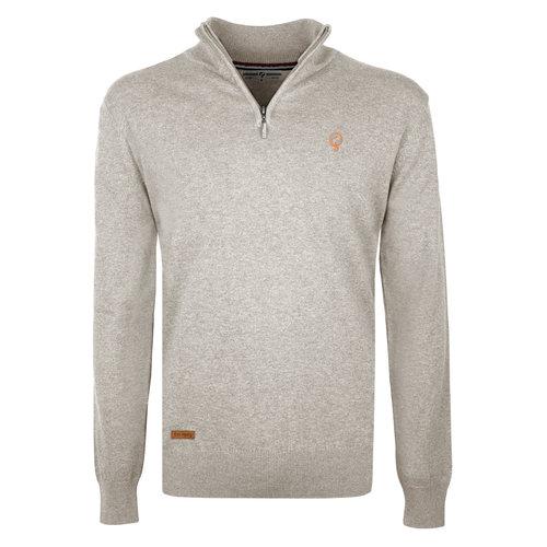 Men's Pullover Kralingen - Licht Grey