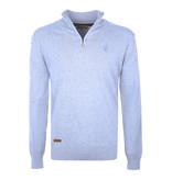 Q1905 Men's Pullover Kralingen - Licht Blue
