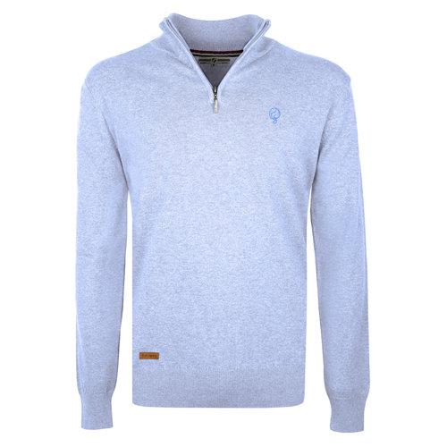 Men's Pullover Kralingen - Licht Blue