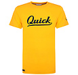 Q1905 Men's T-shirt Duinzicht - Sun Yellow
