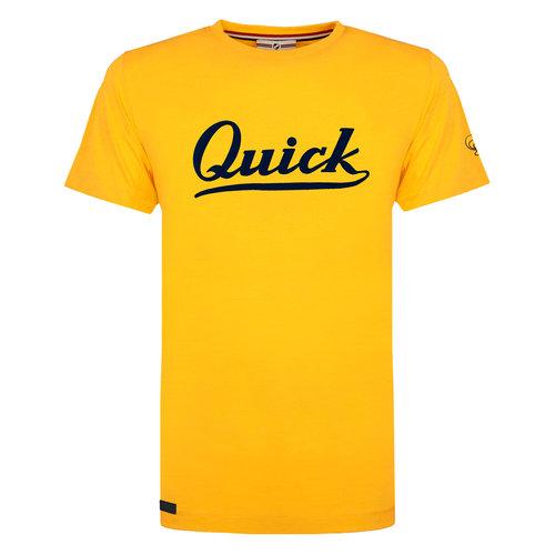 Heren T-shirt Duinzicht - Zongeel