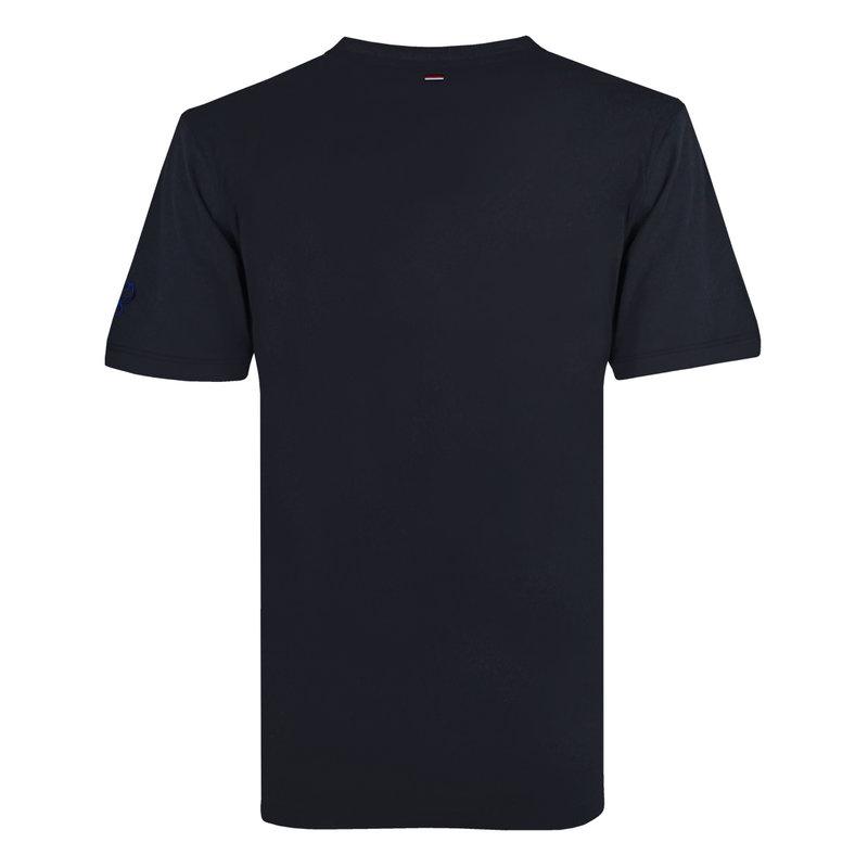 Q1905 Men's T-shirt Duinzicht - Dark Blue
